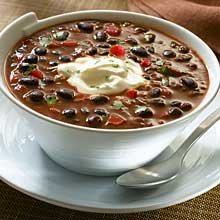 Chipotle Black Bean Soup-Goya
