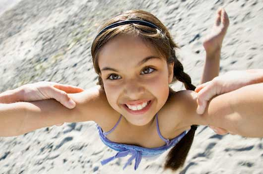 Seven Lessons Our Children Teach Us