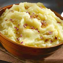 Mashed Yucca with Garlic Sauce-MainPhoto