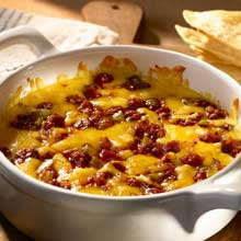 Queso Fundido: Melted Mexican Cheese Dip