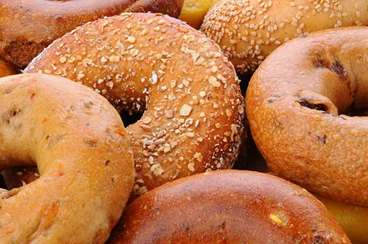Bagels with a Bite: Jalapeno Bagels - Mamiverse