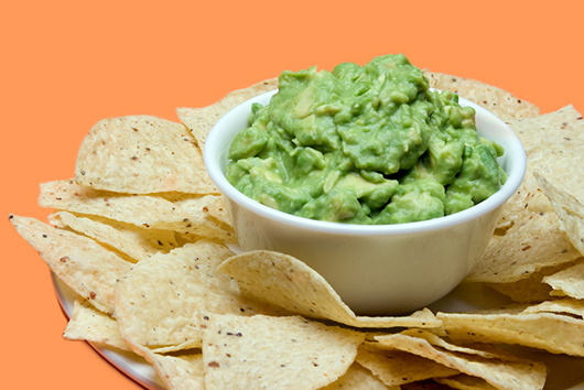 Spicy Orange-Cilantro Guacamole-MainPhoto