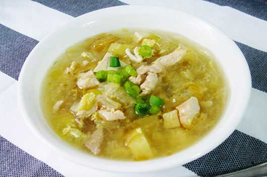 Peruvian Egg Drop Soup-MainPhoto