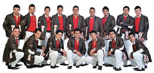 Latino artists Banda los Recoditos
