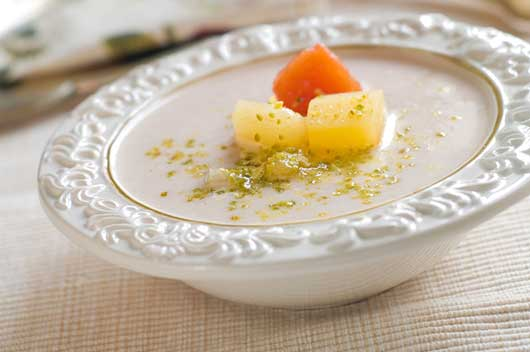 Chilled Mango & Avocado Soup-MainPhoto