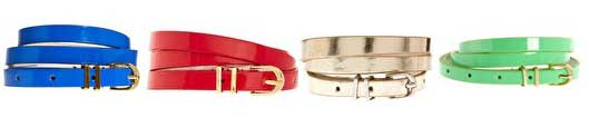 fall trends, belts