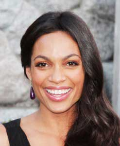 Rosario Dawson Encourages Latino Voter Registration