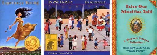 Hispanic Heritage Books