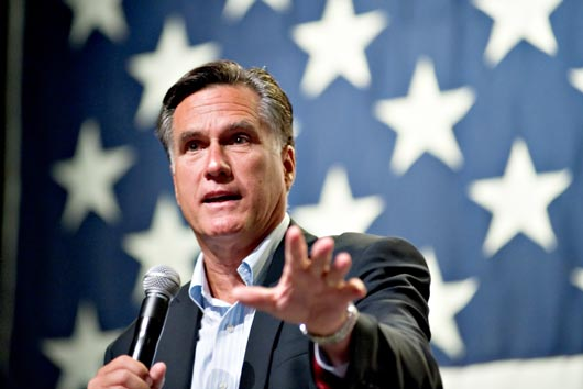 Mitt Romney Says 9:11 is Not Day to Talk Politics, Then Talks Politics-MainPhoto
