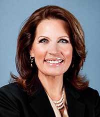 Republican Michelle Bachmann