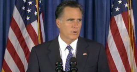 Mitt Romney on U.S. Response to Libya Attacks