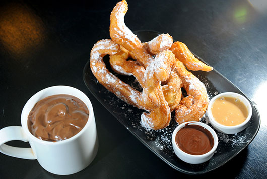 Churros with Chocolate Sauce-MainPhoto