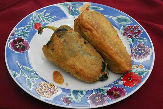Do-It-Ahead Chicken Chiles Rellenos-MainPhoto