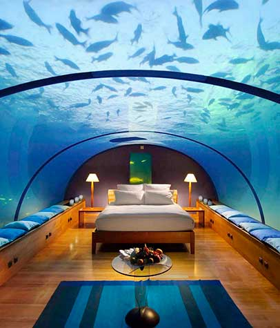 Dream Hotels from Around the World