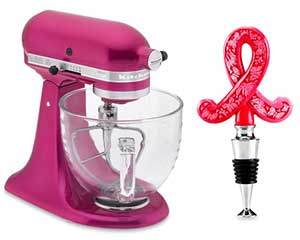 It's Hip To Go Pink! The Coolest Breast Cancer Awareness Products