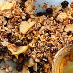 Grain-Free Flax Apple Granola-MainPhoto