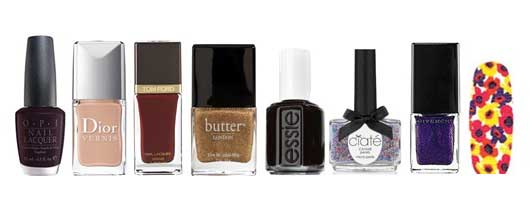 New Trends in Nail Art-Polish Recommendations