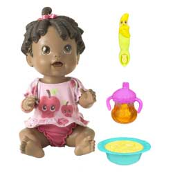 """""""Mami-Approved"""" Dolls for Your Latina Daughter-Baby Alive"""