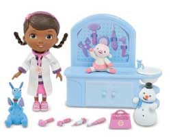"""""""Mami-Approved"""" Dolls for Your Latina Daughter-Doc McStuffins"""