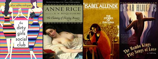 10 Sexy Books for Women to Lust Over