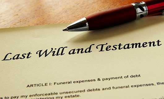 12 Reasons Why You Need a Will