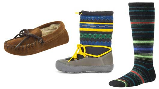 Cool Kids: Warm Winter Accessories