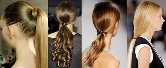 Holiday Hairstyles for Every Occasion-Classic Ponytail