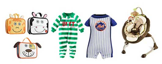 Holiday Gift Guide for Kids & Babies