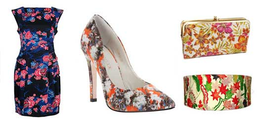 Runway to Real Life: Wear Festive Florals