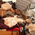 Decluttering closet what to toss