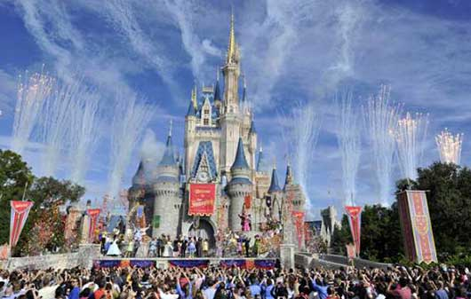 Disney World's New Fantasyland Delivers the Magic & Then Some
