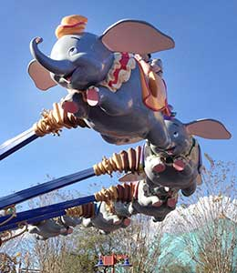 Disney World's New Fantasyland Delivers the Magic & Then Some-Storybook Circus