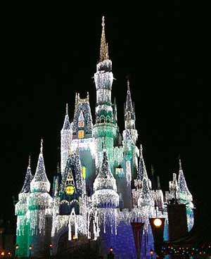 Disney World's New Fantasyland Delivers the Magic & Then Some-Emerald Forest