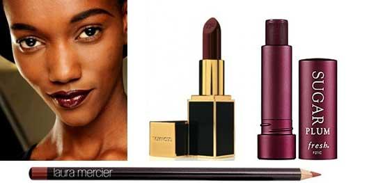 Makeup Tips for Holidays-Vampy Lips