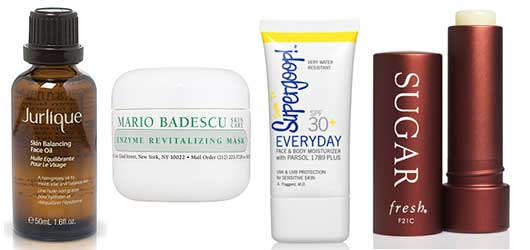 Beauty Resolutions for Winter Skin-Face