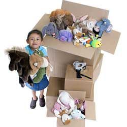 7 Ways to Get Rid of Toys & Books Your Kids Have Outgrown