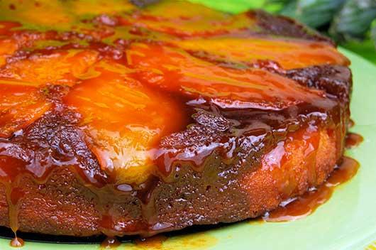 Lemoine-Pineapple Upside Down Cake
