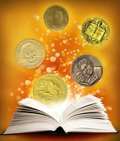 2013 Children's Book Award Winners Include a Few Latino Stars