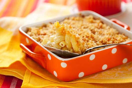 Baked Macaroni & Cheese Casserole-MainPhoto