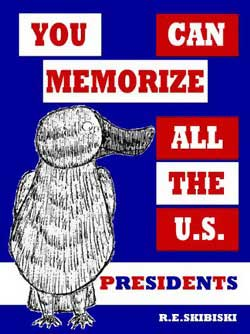 Kids Books for Presidents' Day-You Can Memorize All the U.S. Presidents