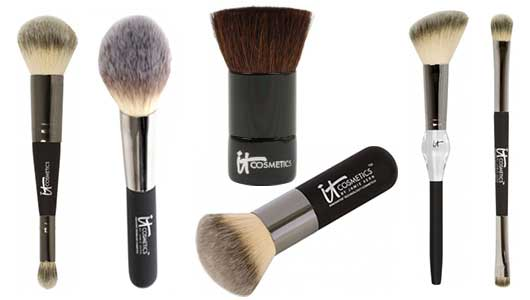 Beauty Review: It Cosmetics Makeup Brushes