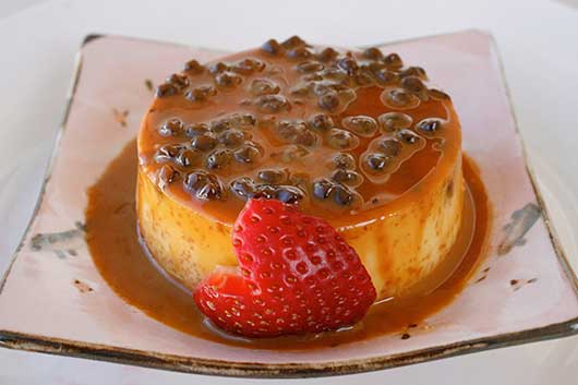 Presley-Mini Chocolate Chip Flan-MainPhoto