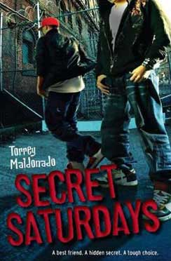 Secret Saturdays-Torrey Maldonado