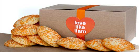 Valentine's Gift Guide: Gifts that Give Back!-Cookies