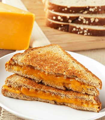 April Fool's Day in the Kitchen: Hint, It's Not What You Think-Grilled Cheese