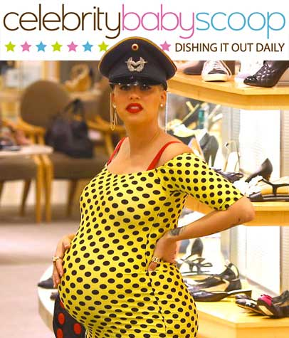 Stylin' Moms-to-Be: Celeb Maternity Trends-Celebrity Baby Scoop