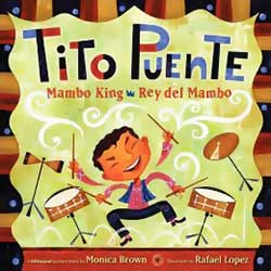 Celebrate Music in Our Schools Month with 5 Books Children Can Dance To!-Tito Puente