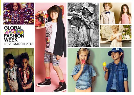 First Ever Global Kids Fashion Week in London