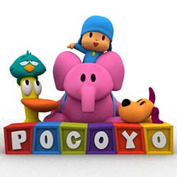Pocoyo Playset Apps Launch to Help Boost School Readiness in Hispanic Preschoolers