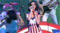 Katy Perry Performs at Kids' Inaugural Concert